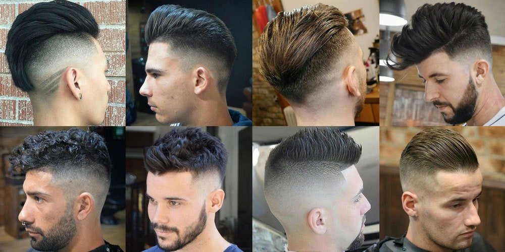 101 Best Men S Haircuts Hairstyles For Men 2019 Guide: Skin Fade Haircut / Bald Fade Haircut 2019