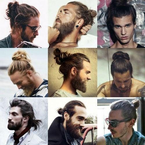 Best Man Bun Haircuts - How To Do A Man Bun
