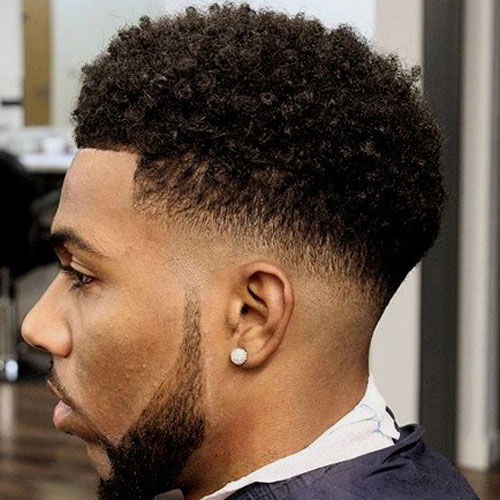 The Drop Fade Haircut Men S Haircuts Hairstyles 2017
