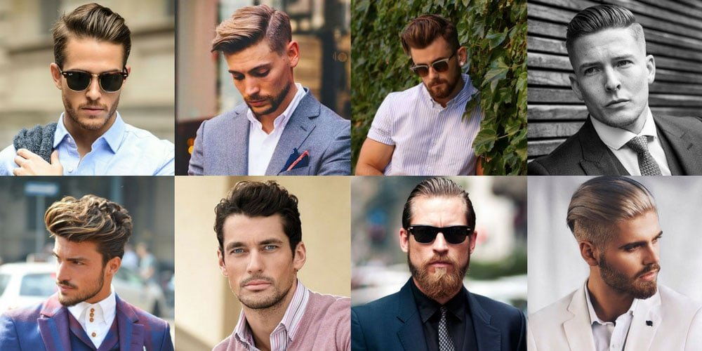 25 Top Professional Business Hairstyles For Men 2019