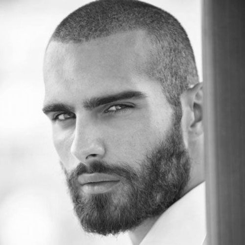 Men S Buzz Cut Hairstyles Men S Haircuts Hairstyles 2018