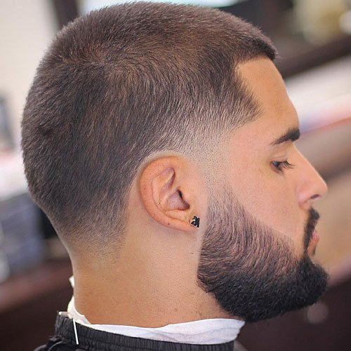 25 Men S Buzz Cut Hairstyles 2019 Men S Haircuts Hairstyles 2019