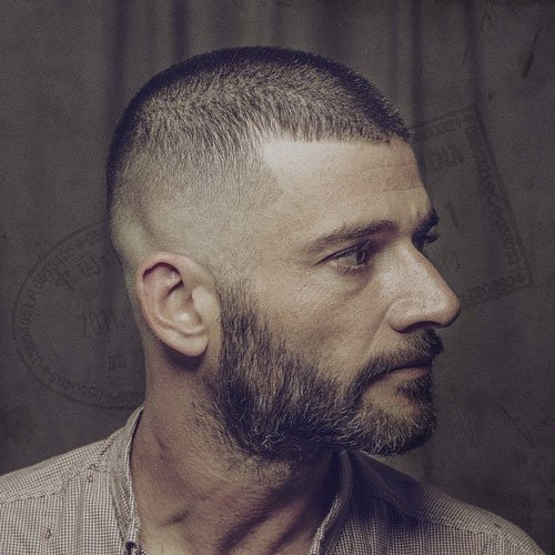 The Buzz Cut Men S Haircuts Hairstyles 2017
