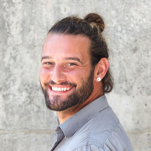 Cool Man Bun Ideas