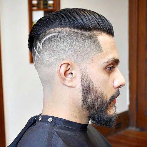 style boys hair 27 disconnected undercut haircuts hairstyles for 9371 | Disconnected Undercut Hairstyle