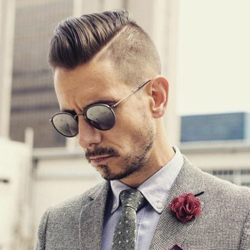 Disconnected Undercut Haircut For Men 2018 Men S