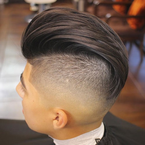 Outstanding The Disconnected Undercut Haircut For Men Mens Haircuts Hairstyles For Men Maxibearus