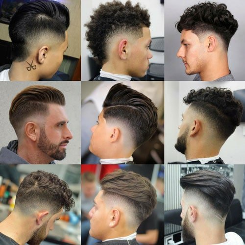 Drop Fade Haircut 2018 Men S Haircuts Hairstyles 2018
