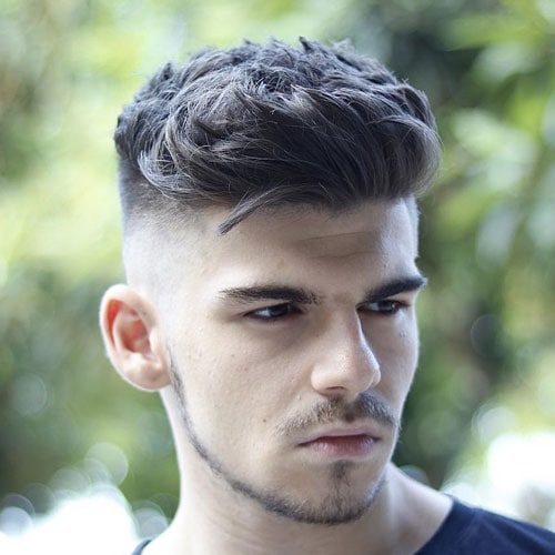 Skin fade haircut bald fade haircut mens haircuts some want a low skin fade that only just fades at the bottom of the hair just above the ear and is understated for the rest of the head urmus Choice Image