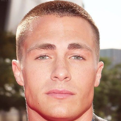 Men S Buzz Cut Hairstyles 2018 Men S Haircuts