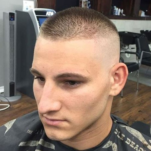25 Men's Buzz Cut Hairstyles 2019 | Men's Haircuts +