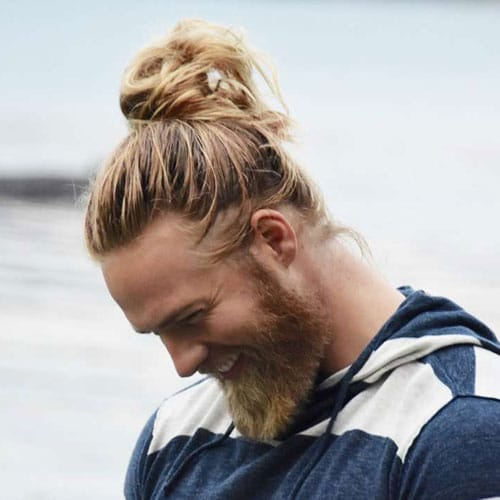 How To Do A Man Bun