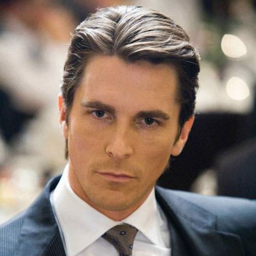 Men's Hairstyles - Long Flowing Parted Hair