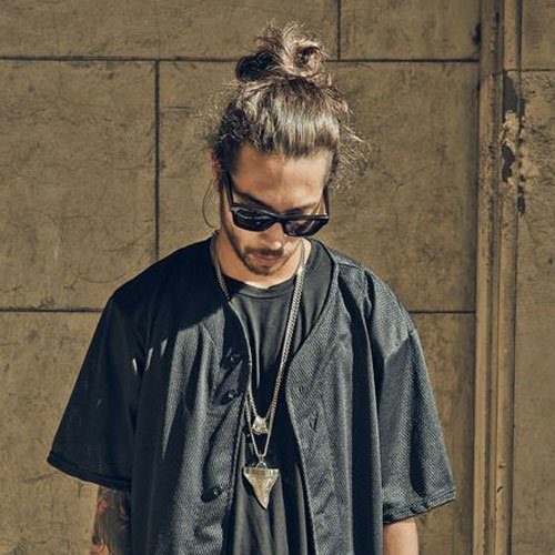 35 Best Man Bun Hairstyles 2019 Guide