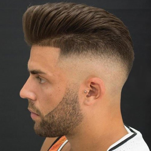 Pompadour Hairstyle For Men 2019 Men S Haircuts