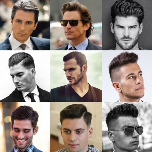 Professional Business Hairstyles For Men