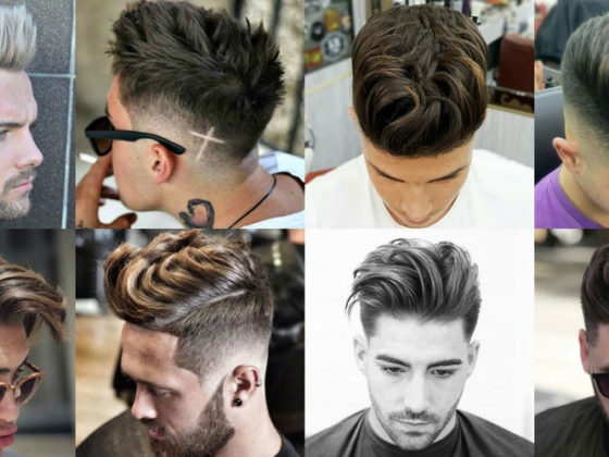 Quiff Hairstyles For Men
