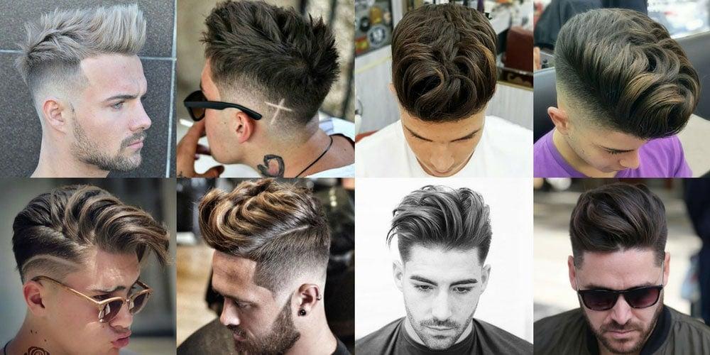 Quiff Hairstyles For Men