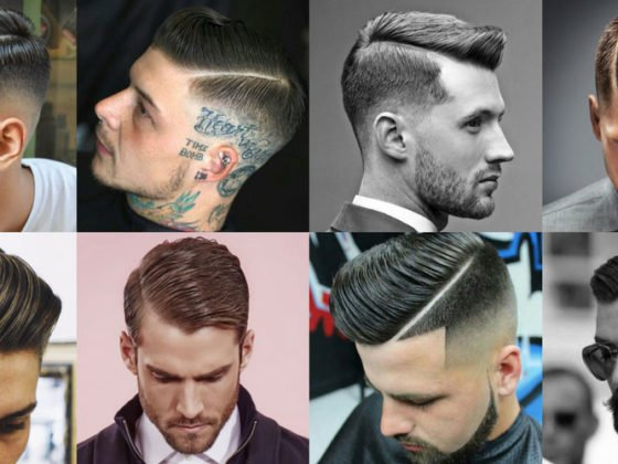 Side Part Haircut - A Classic Gentleman's Hairstyle