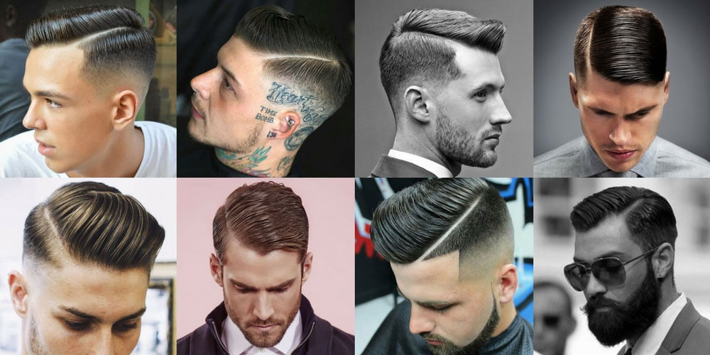 Side Part Haircut A Classic Gentlemans Hairstyle 2018 Mens