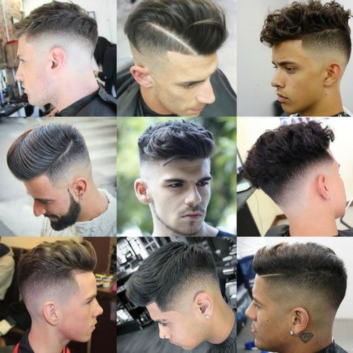 Skin Fade Haircut Bald Fade Haircut 2019 Mens Haircuts