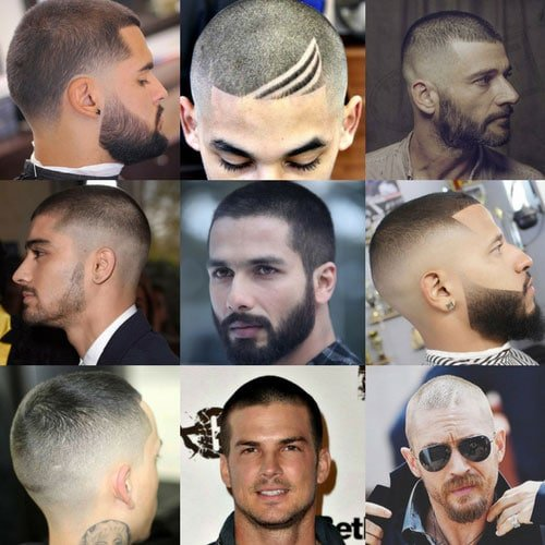Mens buzz cut hairstyles mens haircuts hairstyles 2018 ultimately the buzz cut is the easiest guys hairstyle in the book and may even be a buzzed haircut you can cut at home yourself solutioingenieria Images