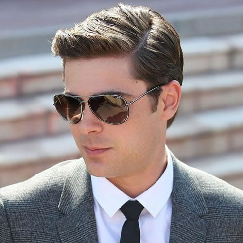 Side Part Haircut A Classic Gentleman S Hairstyle Men