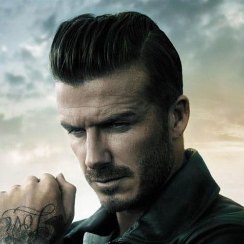 The David Beckham Hairstyle