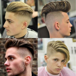 The Undercut Hairstyle For Men