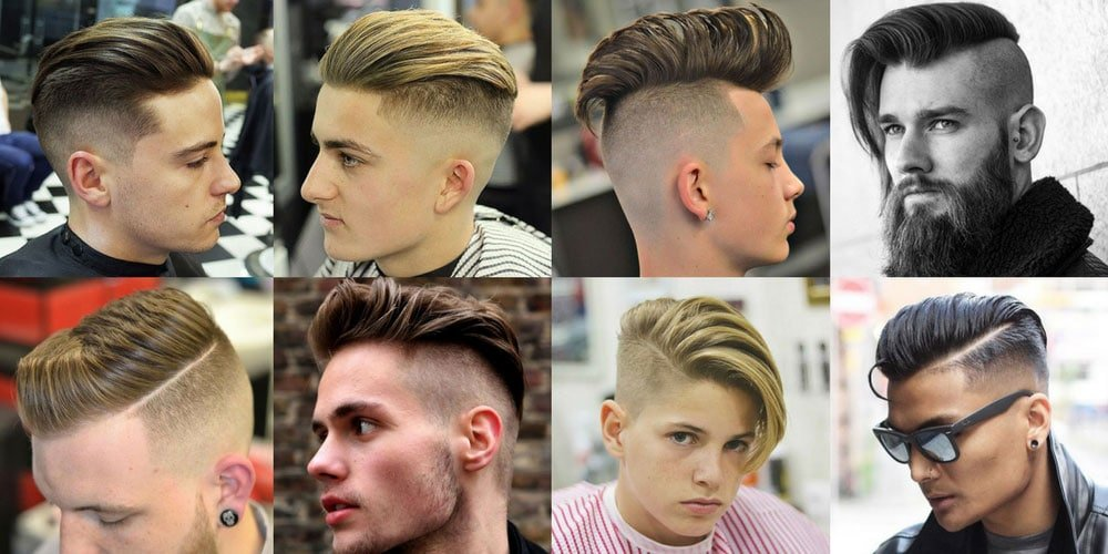 Undercut Hairstyle For Men 2019
