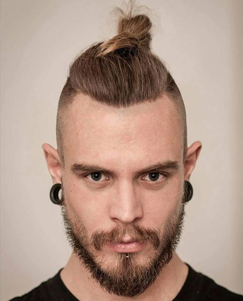 35 Best Man Bun Hairstyles 2020 Guide