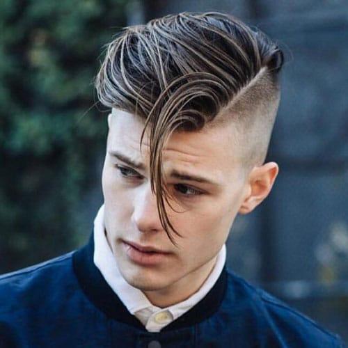 foto Fade Haircuts