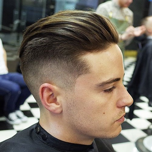 Undercut Hairstyle For Men | Men's Haircuts + Hairstyles 2018