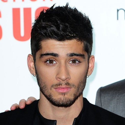 Zayn Haircut - Best Celebrity Hairstyles of 2017