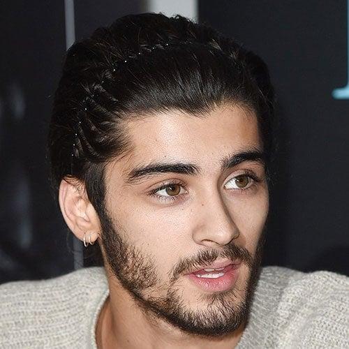 15 Zayn Malik Hairstyles | Men's Haircuts + Hairstyles 2017