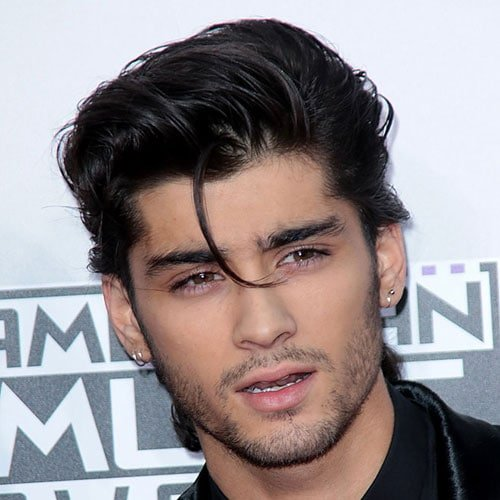 Zayn Malik Hairstyle - The Quiff