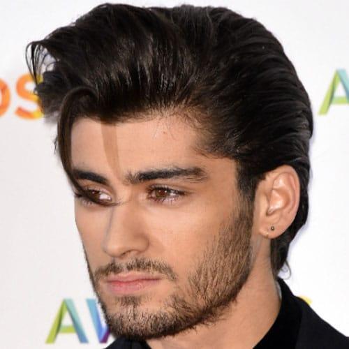 Zayn Malik Quiff Hairstyle