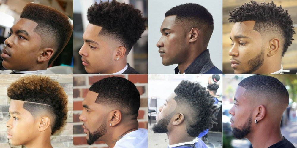 25 Best Haircuts For Black Men 2018 | Men\'s Haircuts + Hairstyles 2018