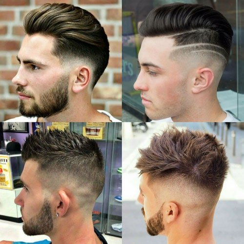 Cool Fade Haircuts