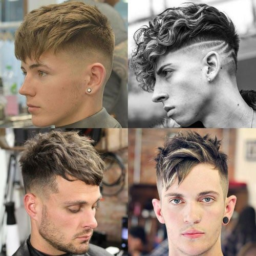 Cool Hairstyles For Men 2017 Men S Haircuts Hairstyles