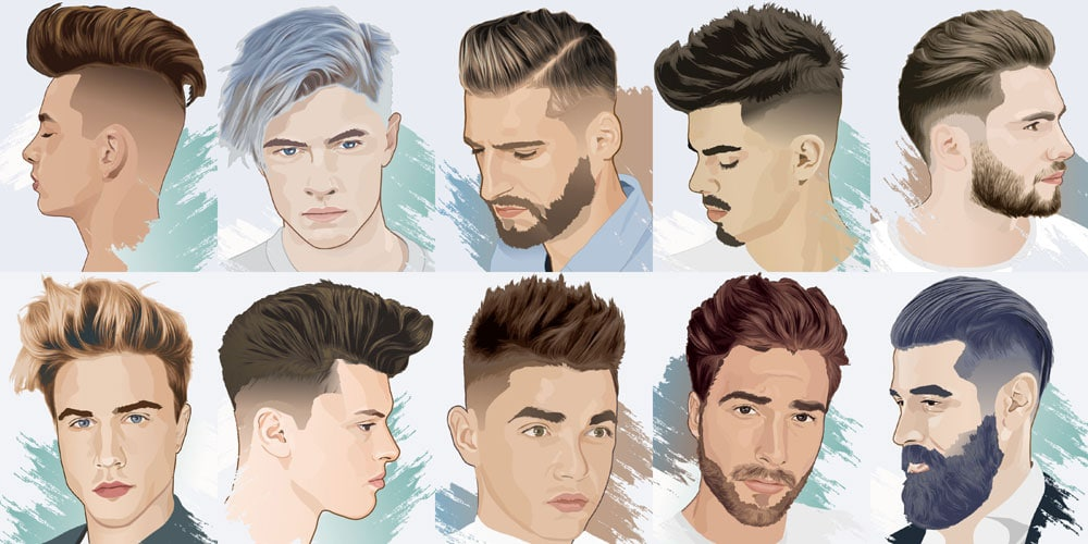 27 Cool Hairstyles For Men (2019 Guide)