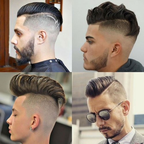 Cool Undercut Hairstyles