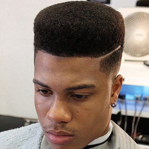 High Top Fade Men S Haircuts Hairstyles 2018