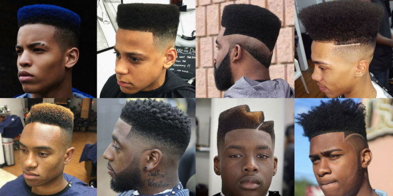 Flat Top Fade Haircuts