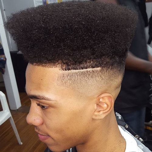The Flat Top Haircut Men S Haircuts Hairstyles 2017