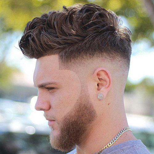 Temp Fade Haircut Best 17 Temple Fade Styles 2018 Men