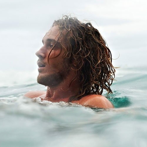 Surfer Hair For Men Cool Beach Men S Hairstyles Men S