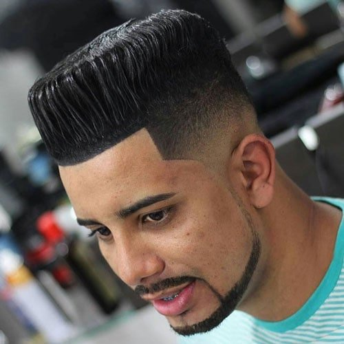 Flat Top Haircut Men S Haircuts Hairstyles 2018