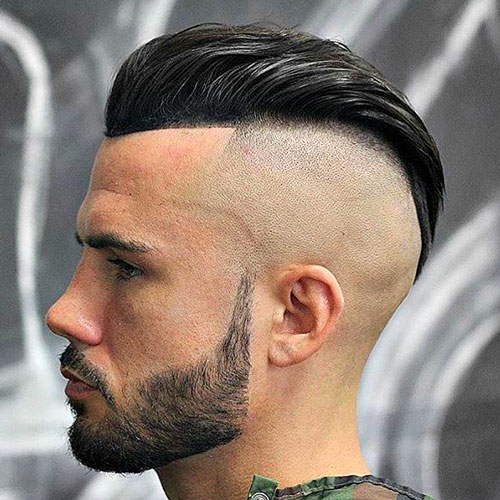 19 Slicked Back Hairstyles | Men's Haircuts + Hairstyles 2017