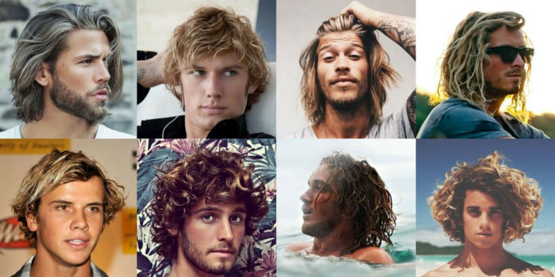 Surfer Hairstyles For Men
